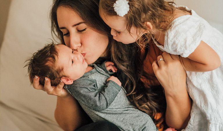 10 ways to love our children
